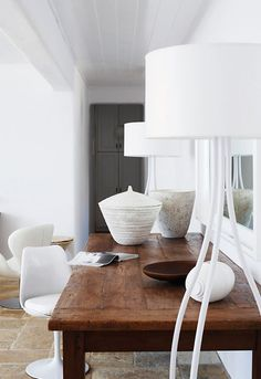 White Accent Piece Inspiration