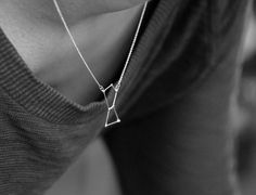 'Orion' necklace silver