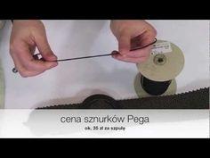 Makrama - niezbędne materiały - sznurki, nici i linki - YouTube