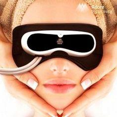 CHIC@S lo ultimo en belleza MASAJEADOR DE CONTORNO DE OJOS ELECTRICO CONSIGUELO YA EN WWW.MEGABARATO.ES Y SORPRENDETE CON LOS RESULTADOS -Activa la circulación -Drenante -Usalo con tu contorno de ojos encima para un mejor resultado #belleza#salud #estetica #ojos