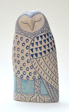 Lorraine Izon - Barn Owl