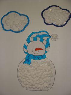 Encore un bonhomme de neige