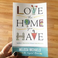 """Headed out for a birthday road trip for a few days, hoping to squeeze in time to read this book from my sweet friend Melissa at @theinspiredroom. I'm…"""