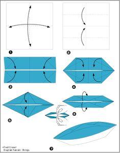 קיפולי אוריגמי פשוטים שכל אחד יכול להכין 14