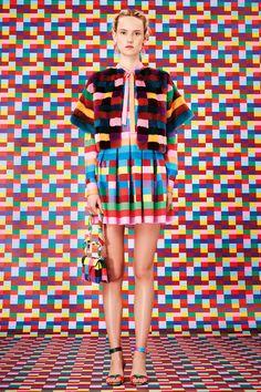Valentino défilé croisière 2015 #mode #fashion #couture
