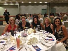 Homefront Celebrations are our way of saying Thank You to our military spouses with a night of relaxtion, rejuvenation and good times!  (Hawaii, 2013)