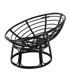 Papasan Taupe Chair Frame With Cushion My Nest Papasan