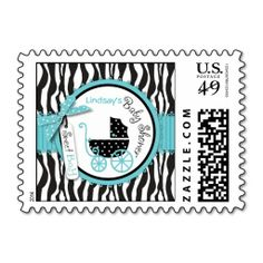 Boutique Chic Stamp Boy E. This is customizable to put a personal touch on your mail. Add your photos or text to design your own stamp that can be sent through standard U.S. Mail. Just click the image to try it out!