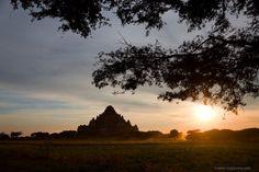 Бирма. Ночные краски Багана