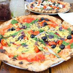 Eating Out: Vegan Pizza at Ecco Pizzeria Leeds