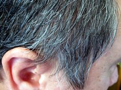 Why Does Hair Change Colour And Turn Grey? | IFLScience