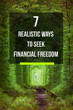 7 Realistic Ways To