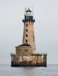 Stannard Rock Lighthouse, Michigan