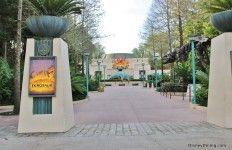 Entrance to Dinosaur, dinoland, animal kingdom, walt disney world tami@goseemickey.com