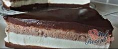 Nutelovo-meruňkový nepečený dort | NejRecept.cz Nutella, Desserts, Food, Fried Cheese, Hot Chocolate, Whipped Cream, Top Recipes, Tailgate Desserts, Deserts