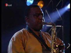 Arthur Blythe, Bob Stewart, Ed Thigpen - Leverkusener Jazztage 1995 (fragm. 2)