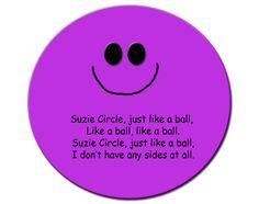 Suzie Cirle - tune of London Bridge