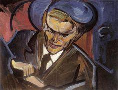 Leon Chwistek Portret Tytusa Czyżewskiego 1920.jpg