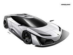 Lamborghini Madura Concept.madura01 - HR image at LamboCARS.com