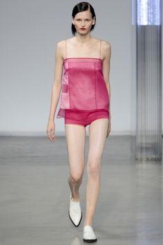 Sfilata Helmut Lang New York - Collezioni Primavera Estate 2014 - #Vogue #nyfw #ss2014 #helmutlang
