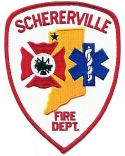 Schererville Fire Department Patch