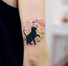 35 Best cat tattoo designs for men and women cat tattoo,tattoo design,tattoo ide. - 35 Best cat tattoo designs for men and women cat tattoo,tattoo design,tattoo ideas. Cute Little Tattoos, Pretty Tattoos, Cute Tattoos, Beautiful Tattoos, Tatoos, Sexy Tattoos, Black Cat Tattoos, Animal Tattoos, Awesome Tattoos