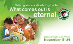 Through the power of Christ, one shoebox gift lovingly packed by a family or an individual and delivered to a child overseas can inspire pastors, multiply congregations, plant new churches and inspire children to share the Gospel with family and friends. Click to read more.