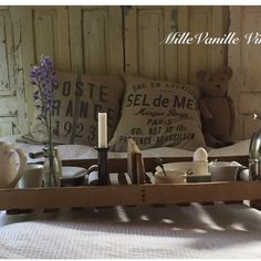 Our bedroom MilleVanille Vintage...