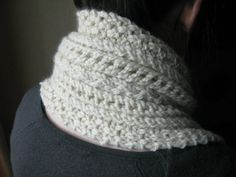 PATTERN Lace and Cable Scarf Pdf Knitting Pattern by littletheorem, $2.00
