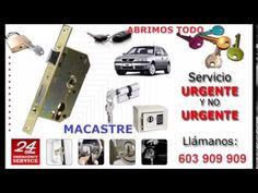 Cerrajeros Macastre 603 909 909 Baratos