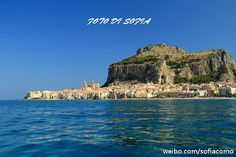 Cefalu', Sicily, Italy