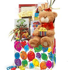 Birthday Gift Basket Surprise $69.95