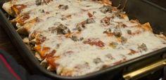 Pizzaladas: Pizza Enchiladas - The Coers Family