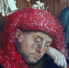 Elena Kukanova, 1979 ~ The Red Mask