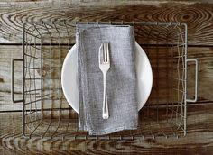 Just the Flax: Fog Linen Kinfolk