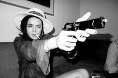 Lindsay Lohan - Chateau Marmont Mementos