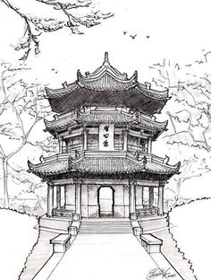 #chinesearchitecture