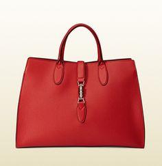 Gucci - jackie soft leather top handle bag 362970AZB0N6433