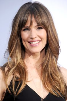 Gorgeous long locks! Great colour, cut and love the fringe <3