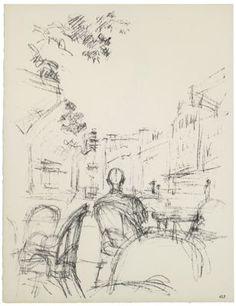 Fondation Giacometti - Discover the artwork - Alberto Giacometti Database - Designs