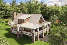 Adorable Cottage With Wraparound Views - 18250BE thumb - 07