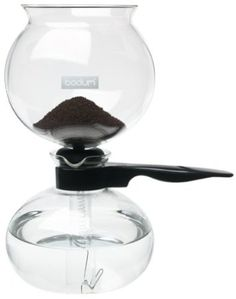 Amazon.com: Bodum Santos Stovetop Glass Vacuum 34-Ounce Coffee Maker: Single Serve Brewing Machines: Kitchen & Dining