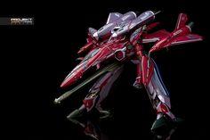 https://flic.kr/p/ocqCjt | DX Chogokin VF-27γ Lucifer Super | Gerwalk Mode