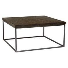 BuyJohn Lewis Calia Coffee Table, Dark Wood Online at johnlewis.com