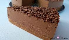 Tarta de queso, chocolate y café sin horno - Receta de postre casero Chocolates, Cheesecake, Cupcakes, Sugar, Desserts, Food, Delaware, Dessert Ideas, Puddings