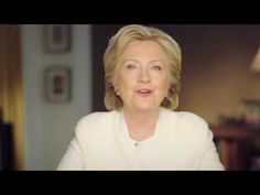 Hillary Clinton's Two-Minute 'Closing Argument' Ad to Air in Primetime Tonight on NBC and CBS Yale Law School, Hillary Clinton Campaign, Fourth World, Tv Ads, On The Issues, Running For President, 2016 Election, Presidential Election, Us Presidents