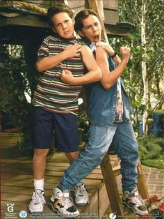 "WAHHH I miss Boy Meets World SO BAD.  ""Bromance"" is a real thing. A really, real thing."