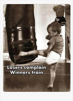 Start to train the younger ones and motivate them well...