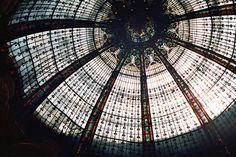 Imagen de architecture, glass, and vintage