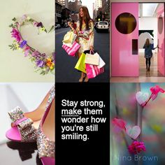 Stay strong #strength #smile #joy #brave www.facebook.com/... www.ninabrown.co.za Quote Collage, Word Collage, Beautiful Collage, Beautiful Words, Kind Words, Love Words, Fashion Souls, Inspirational Qoutes, Motivational Quotes